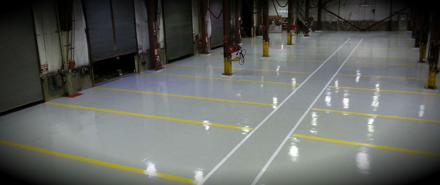 ESD Epoxy Flooring – Keynote Constuction